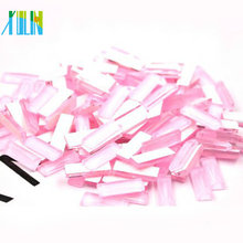 Fashion Accessory Flat Back Glass Beads Garment Beads